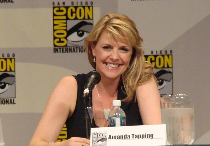 Amanda Tapping Comic Con 2007