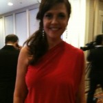 Amanda Tapping en los Leo Awards 2012